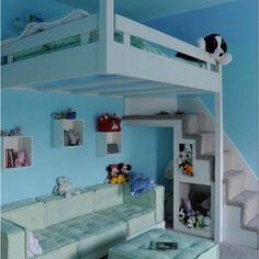 I need my hubby to build this in our future home for our kids!