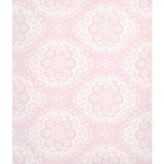 Room seven Dentelle pink behang $44.95
