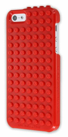 Picture of BrickCase for iPhone 5/5S in Red - c
