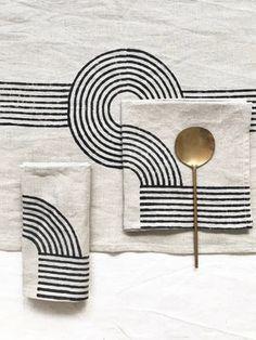 Home Decoration Living Room Stamp Printing, Screen Printing, Block Printing On Fabric, Block Print Fabric, Hand Printed Fabric, Textile Prints, Textile Design, Fabric Design, Heath Ceramics