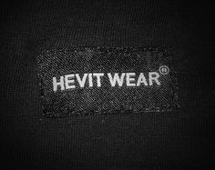 Hevit Wear Clothing Label