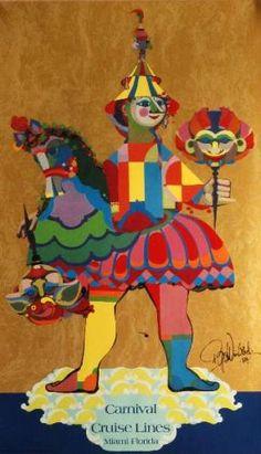 Bjørn Wiinblad - Danish artist