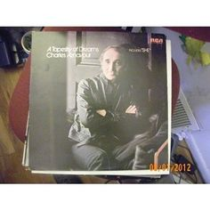 Charles Aznavour A tapestry of Dreams (Vinyl Record)