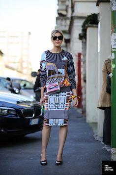 On the Street….Sofie Valkiers