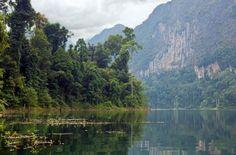Park Narodowy Khao Sok, Tajlandia - najstarsza dżungla na świecie