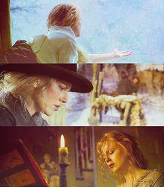 Nicole Kidman in Cold Mountain.