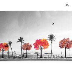 """#rioeuteamo #art #blender #imagine #1001razoes #illustration"""