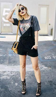 #outfits grunge que te harán lucir espectacular