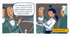 """Auckland-based illustrator Toby Morris reminds us that not everyone gets the same privileges in life, with this brilliant comic titled """"On a Plate"""". The illustrations depict the story of two individuals born into different households and how their backgrounds and families play a huge role in the kind of opportunities they get in life. Check […]"""