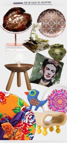 Pop Up Casa de Valentina. Veja: http://casadevalentina.com.br/blog/detalhes/pop-up-casa-de-valentina-3075 #decor #decoracao #interior #design #casa #home #house #idea #ideia #detalhes #details #style #estilo #casadevalentina #produtos #products #venda #online #popup