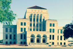 San Angelo, Texas, City Hall.