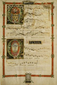 Medieval music: Birth of Polyphony
