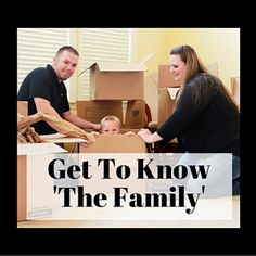Get To Know The Selling Family