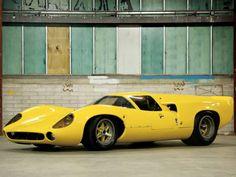 lola t70 - 1967