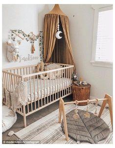 Boho Nursery, Nursery Room, Girl Nursery, Nursery Decor, Nursery Ideas, Elephant Nursery, Room Ideas, Neutral Nursery Colors, Neutral Colour Palette