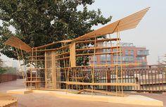 elevation workshop: installation for beijing design week - designboom   architecture & design magazine