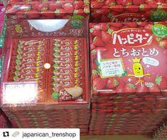 #Repost @japanican_trenshop with @get_repost  Open PO Japan Ready June 20th... Strawberry rice crackers 1 box = 20pcs  #snackjepang #jualsnackjepang #snackjakarta #potatofarm #ishiya #shiroikoibito #mannekenwaffle #kobefogetsudo #christmashamper #babystarnoodlebutterricecracker #grilledcornsnack #calbee #kobefogetsudo #furikake #knorr #instashop #yoshimi #foodpics #cheesegarden #foodgasm #letao #shiseidoparlour #chocolatesingles #kraftsingles #bourbon #japanicantrenshop #yokumoku…