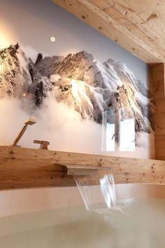 Chalet Design, House Design, Chalet Interior, Interior Design, Ski Lodge Decor, Farmhouse Style Kitchen, Log Homes, My Dream Home, Future House