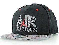 cc604971384 Air Jordan Stencil Snapback Cap by JORDAN