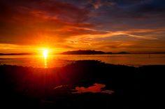 Irvine, North Ayrshire Sunset 1 | Flickr - Photo Sharing!   photo by g.crawford