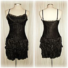 cod 462 goth, sexy vampire,dark  evening  dress,......
