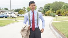 Guides & Tutorials: Suspenders Teaching Mens Fashion, Mens Braces, Braces Suspenders, Man Up, Men Style Tips, Gentleman Style, Mens Suits, Fashion Forward, How To Look Better