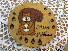 Misi Mókus torta