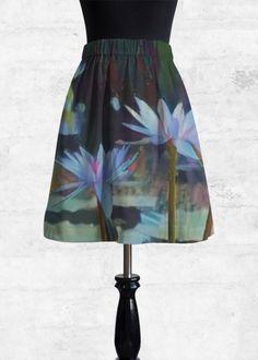 View Cupro Skirt - Lunas-35