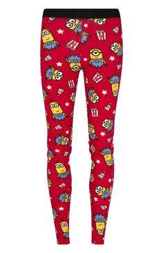 Legging de pyjama Les Minions