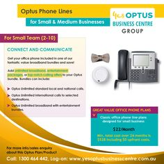 Optus Business Centre Group (OptusBusinessCentreGroup) on