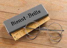 Dienst-Brille reproduction German military WWII eyeglass frames