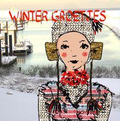 design: galeriepetitparis.nl #101kerstkaartencountdown2012 #cards #christmascard #postcard #holidaycards #dutchdesign #101woonideeen #kerstkaarten Xmas, Christmas, Holiday Cards, Winter, Holland, Graphics, Design, Christian Christmas Cards, Winter Time