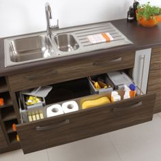 sink drawer