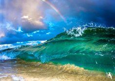 Rainbow. Rare, Beautiful, & Blessings. ❤
