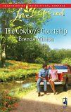 The Cowboy's Courtship (Cowboys) by Brenda Minton Inspirational Romance