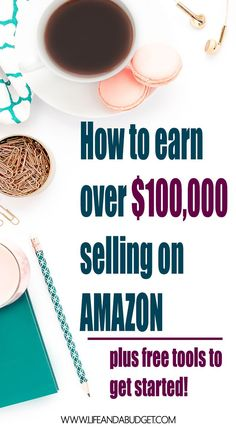 Jessica, a 6-figure income earner on Amazon FBA shares how she makes money from home selling on Amazon. This side hustle could help you pay off debt and quit your job!