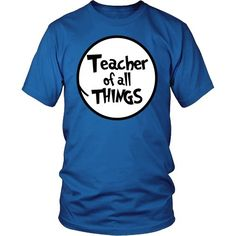 Teacher - Of All Thi
