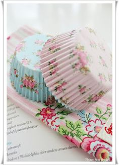 Pretties... I have an obsession with cute cupcake papers!!!!