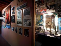 Les Territoires du Jazz à Marciac - Par CRT Midi-Pyrénées / Dominique VIET #TourismeMidiPy #MidiPyrenees #France #musée #museum #culture #art #marciac #jazz