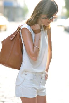 camel and ivory  http://www.markdsikes.com/2012/04/06/a-chic-guarantee/