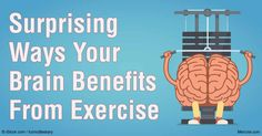 Exercise improves memory and helps stave off dementia. Among seniors, engaging in medium-to-high intensity exercise can slow brain aging by as much as 10 years. http://fitness.mercola.com/sites/fitness/archive/2016/05/06/exercise-slows-brain-aging.aspx