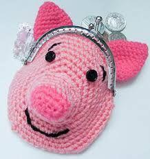 Afbeeldingsresultaat voor coin purse crochet