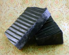 Soap, Men, Glycerin, Essential Oils, Shea Butter, handcrafted. $8.00, via Etsy.