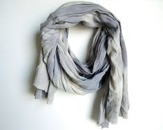 naturally dyed cotton gauze