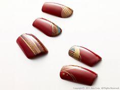 japaneser urushi nails