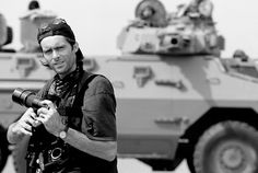 Ken Oosterbroek documented South Africa's transitional years to the first democratic election until he was killed when National Peace-Keeping Force members panicked under fire in Tokoza in 1994. He was named Ilford Press Photographer of the Year in 1989 and 1994.