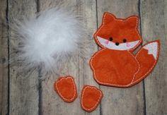 Fox parts - oversize feltie