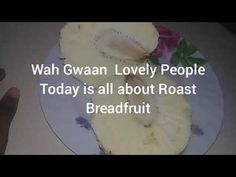 Today I demonstrate how I Roast Breadfruit on Stove top. It can also be done on coal stove or wood fire. Roast Breadfruit is one of Jamaicans' favourite. Jamaican Cuisine, Jamaican Recipes, Creole Kitchen, Coal Stove, Roast, Make It Yourself, Youtube, Food, Camping Wood Stove