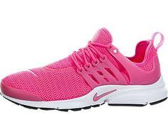 Nike Womens Air Presto Pink Running Shoe Sz, 8 B(M) US Air Presto, Pink Running Shoes, Knit Shoes, Athletic Shoes, Nike Women, Adidas Sneakers, Link, Fashion, Moda
