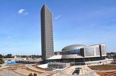 Headquarters Pan Africanism, African Union, Skyscraper, Multi Story Building, Skyscrapers